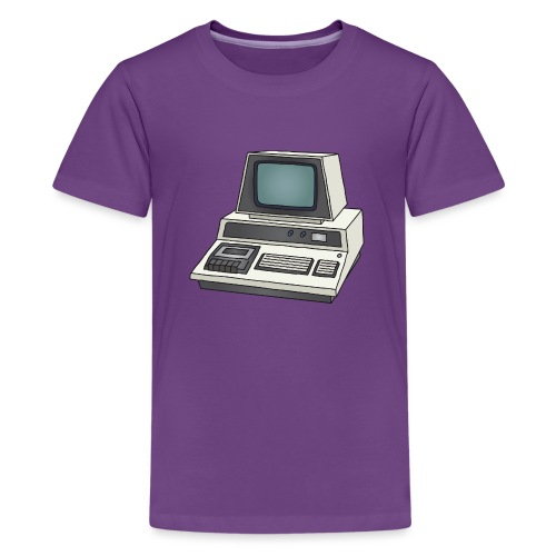 Personal Computer PC c - Teenager Premium T-Shirt