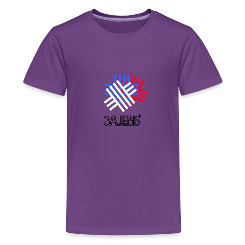 3ajebis' + - Teenager Premium T-Shirt