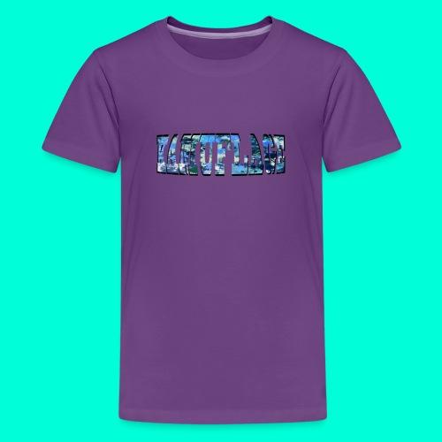 KAMUFLAGE - Teenager Premium T-Shirt
