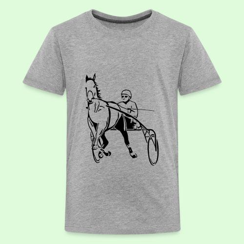 Les Trotteurs - T-shirt Premium Ado