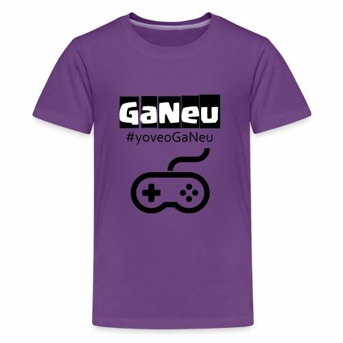 GaNeu - Camiseta premium adolescente