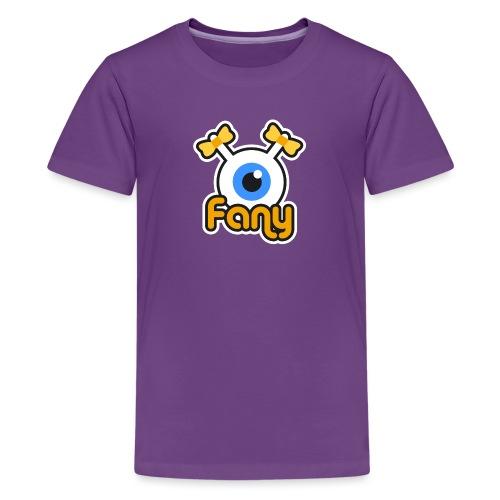Fany Label (Color) - T-shirt Premium Ado
