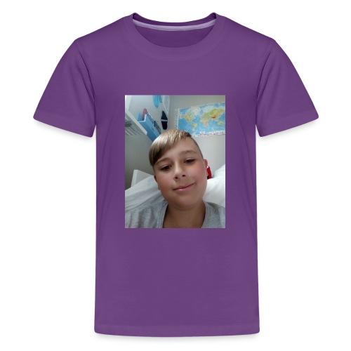 Hvjso Sweden - Premium-T-shirt tonåring