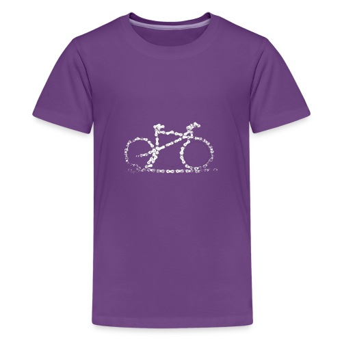 bike3_large - Teenage Premium T-Shirt