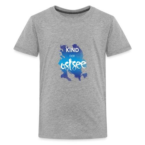 Kind der Ostsee - Teenager Premium T-Shirt