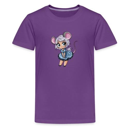 Petite Souris - T-shirt Premium Ado