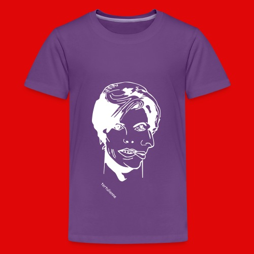 double face T-shirts - T-shirt Premium Ado