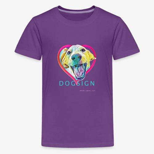 Alba - Camiseta premium adolescente
