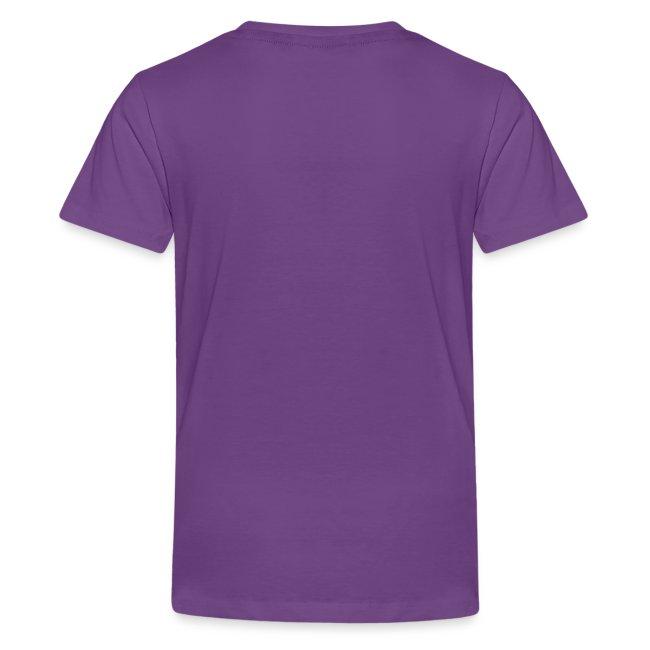 Vorschau: never walk alone horse - Teenager Premium T-Shirt