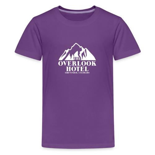 The Overlook Hotel merch - Teenager premium T-shirt