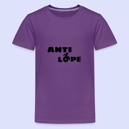 Antilope 004 - Teenager Premium T-shirt