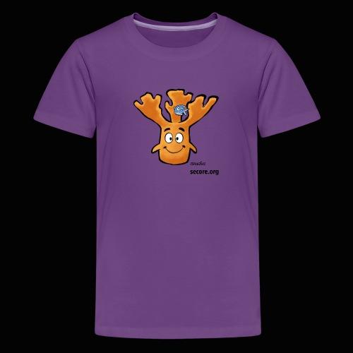 Al Moose - Teenage Premium T-Shirt