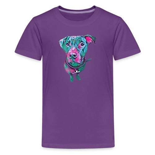 pitbull - Camiseta premium adolescente