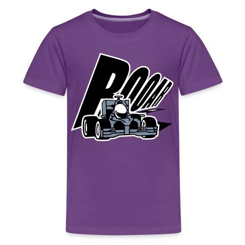 Formel 1 ROOAR - Teenager Premium T-Shirt