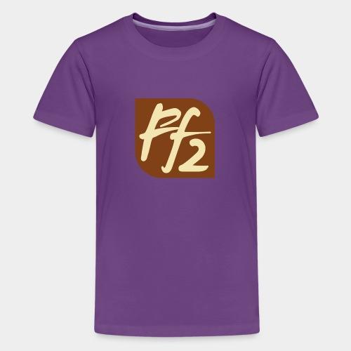 FF2 - Teinien premium t-paita