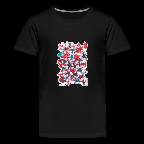 Color T BY TAiTO - Teinien premium t-paita