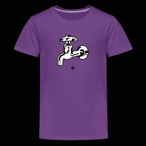 Quelle jolie robine robinetterie ! - T-shirt Premium Ado