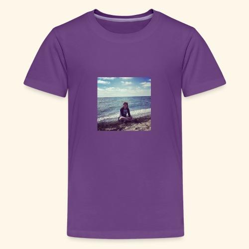 sommer tider - Teenager premium T-shirt