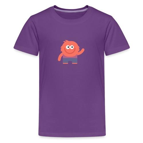 Spendster - Premium-T-shirt tonåring