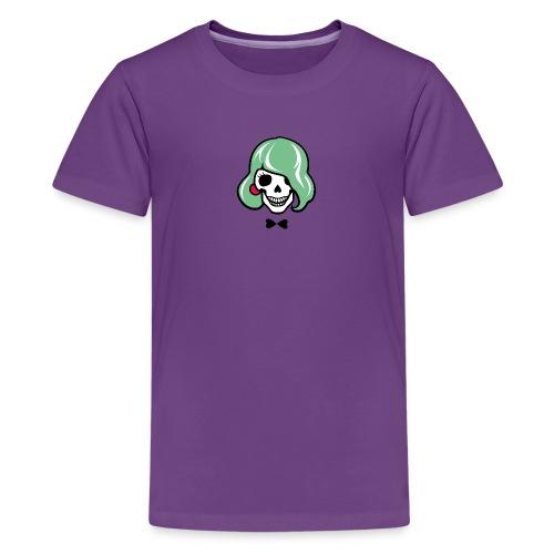 Sexy Totenkopf - Sharon Bone - Teenager Premium T-Shirt