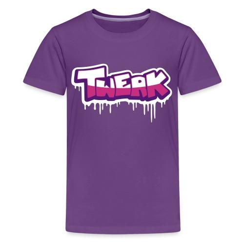 Twerk graff - T-shirt Premium Ado