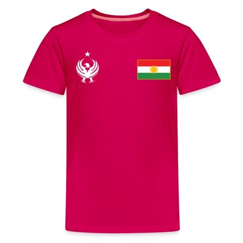 Maillot Kurdistan - T-shirt Premium Ado