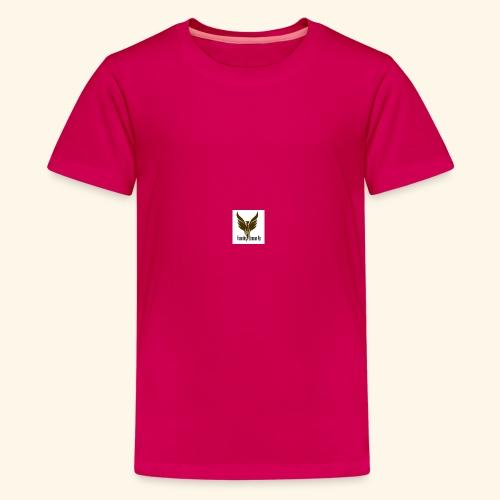 feeniks logo - Teinien premium t-paita