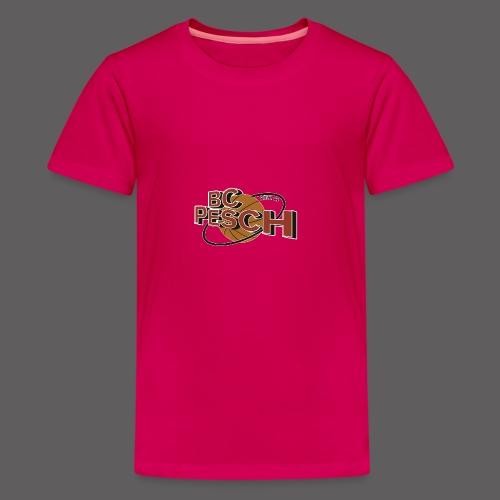 BC Pesch Logo - Teenager Premium T-Shirt