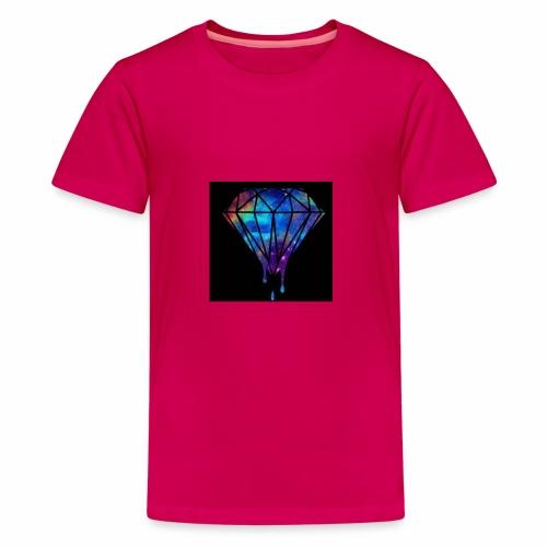 The paint spilt - Teenage Premium T-Shirt