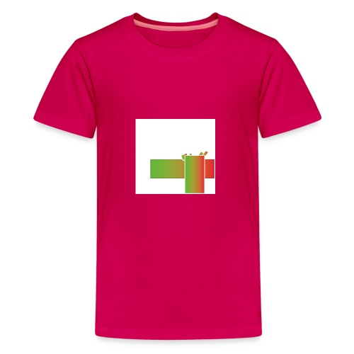 kinderfm merchendays - Teenager Premium T-shirt