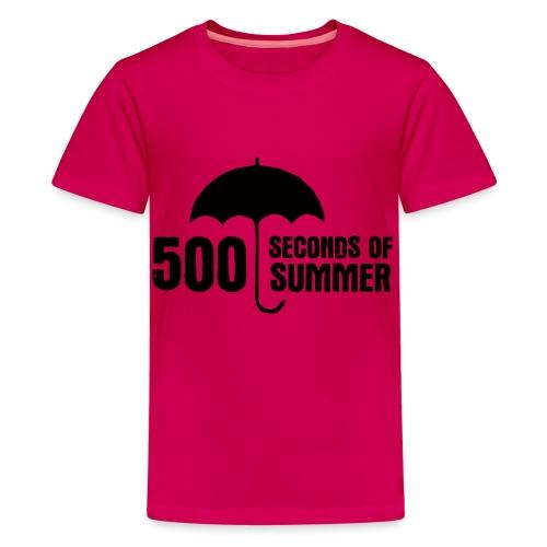 500 - Teenage Premium T-Shirt
