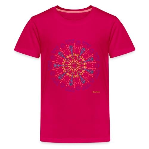 ManGeek (o Geekdala) - Camiseta premium adolescente