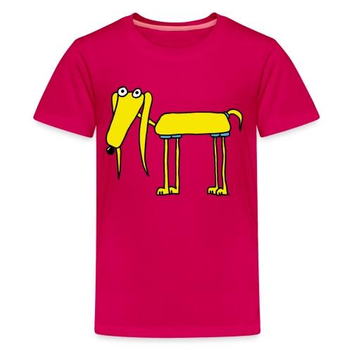 afbeelding77 011xxok - Teenager Premium T-shirt