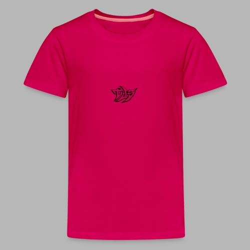 TJS Official Graffiti - Teenage Premium T-Shirt