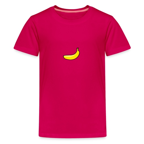 Classic Banana - T-shirt Premium Ado