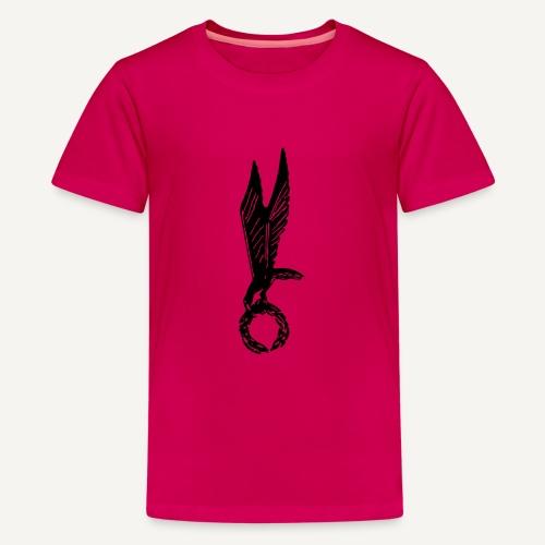 Odznaka spadochronowa - Koszulka młodzieżowa Premium