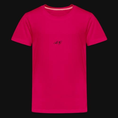 BNG Origin updated - Teenage Premium T-Shirt