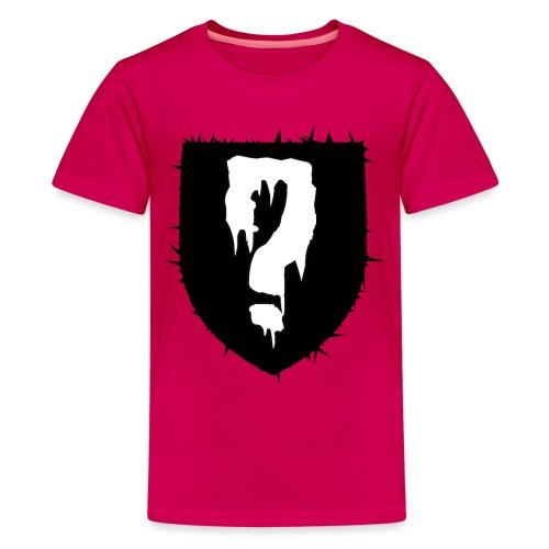 gåta - Premium-T-shirt tonåring