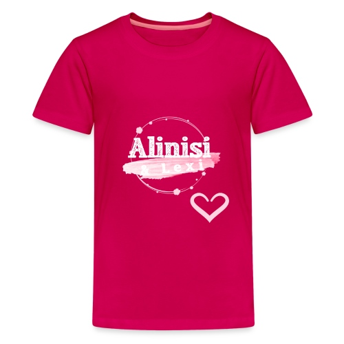 Alinisi & Lexi White - Teenager Premium T-Shirt