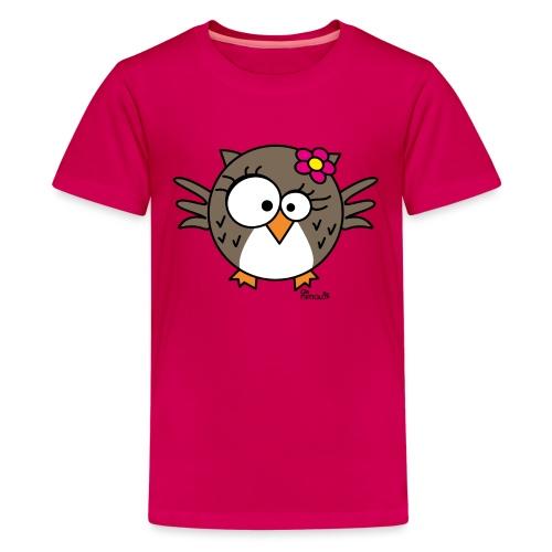 Chouette - T-shirt Premium Ado