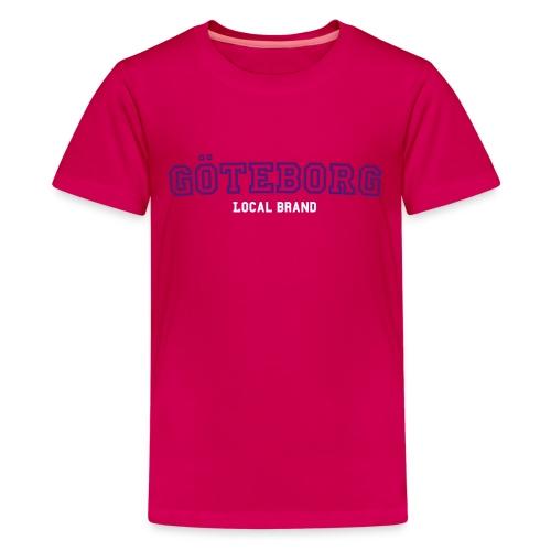 got basic - Premium-T-shirt tonåring