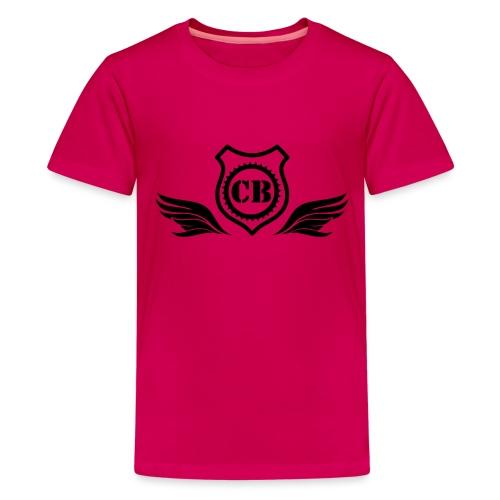blasonCB - T-shirt Premium Ado