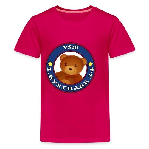 baer big - Teenager Premium T-Shirt