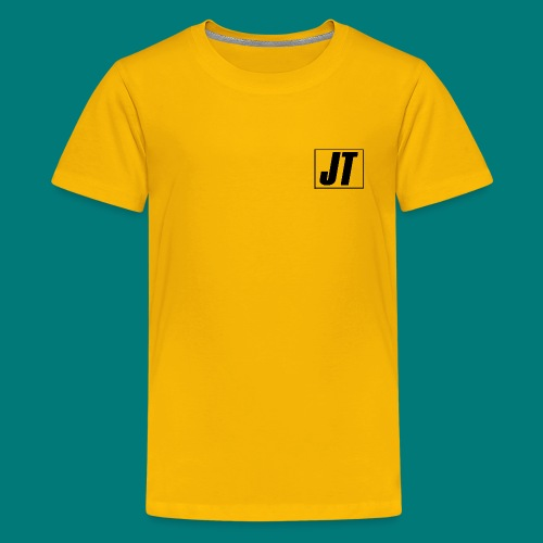 JupesTom png - Teenage Premium T-Shirt