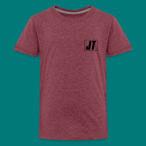 JupesTom png - Teenage Premium T-Shirt