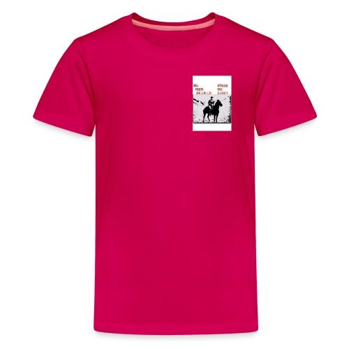 stevemcqueen2 png - T-shirt Premium Ado