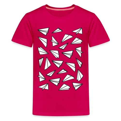 Paper Planes - Teenager Premium T-shirt