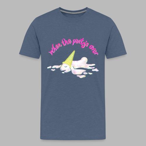 Zonked - Teenage Premium T-Shirt