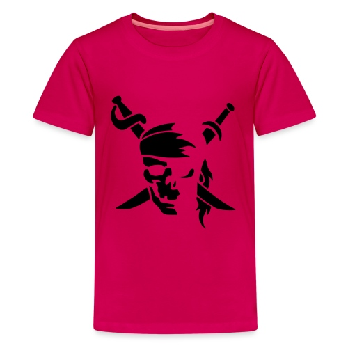 Pirate - Teenager Premium T-Shirt