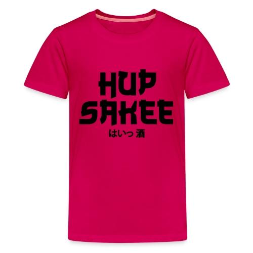 Hup Sakee - Teenager Premium T-shirt